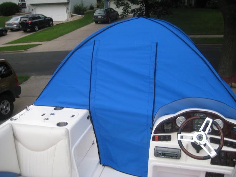 Yamaha Boat Bow Tent