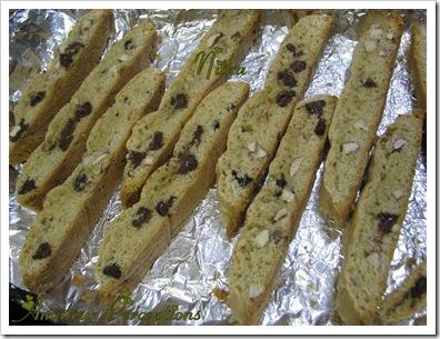 Almond Chocolate Biscotti 8