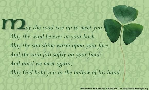 Irish birthday blessings quotes links link m4hsunfo