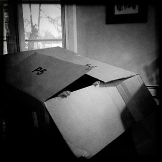 Inside the Box - by E. Howard on Hipstamatic