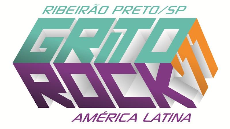 Apresentando a logo do Grito Rock Ribeirão Preto 2011
