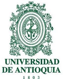 Logo Escudo Universidad de Antioquia UdeA