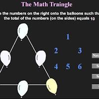 Juego The Math Triangle