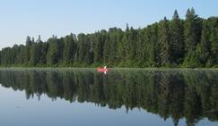CanoeAlgonquinPark