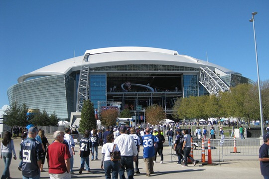 CowboysStadium