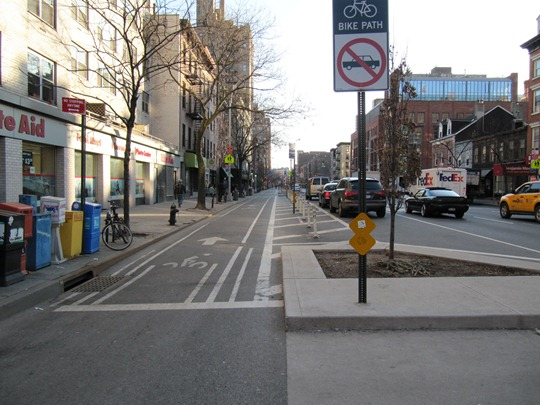 New York City Bicycle Infrastructure
