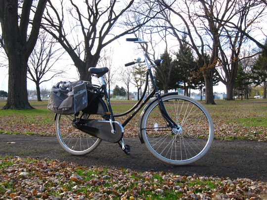 Batavus Frysland bicycle in Toronto, Canada