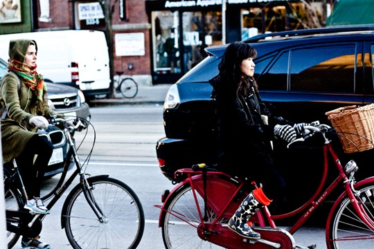 Dutch Cycle Chic - Toronto Style