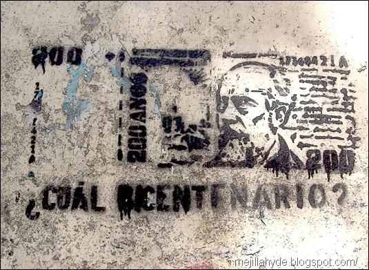 Cual bicentenario