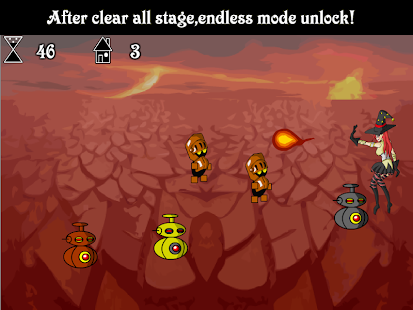 The Witch Lucine(Free version) - screenshot