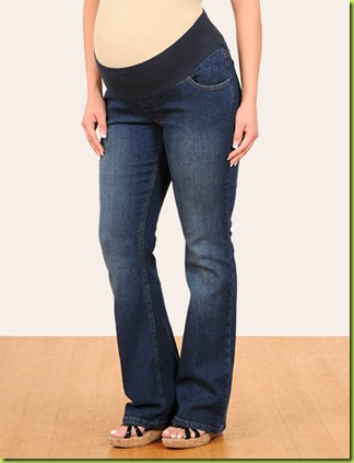 Belly Band Jeans