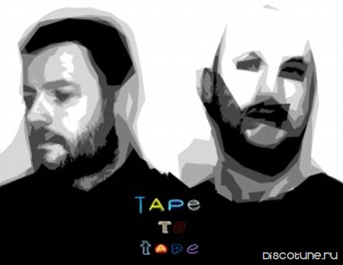 TAPE TO TAPE IN THE MINI MIX