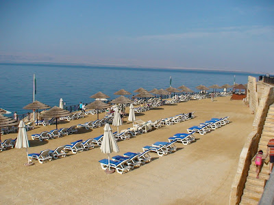 Dead Sea Beach