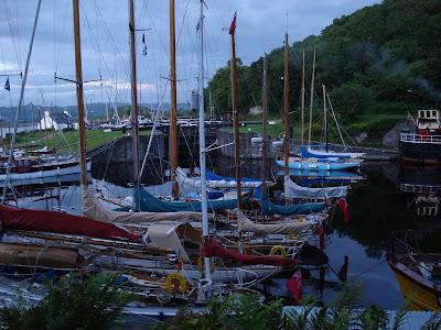 Crinan Classic Boat Festival, Scotland