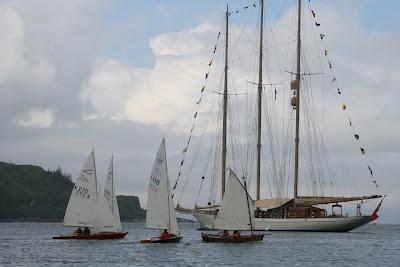 Crinan Classic Wooden Boat Festival, Scotland