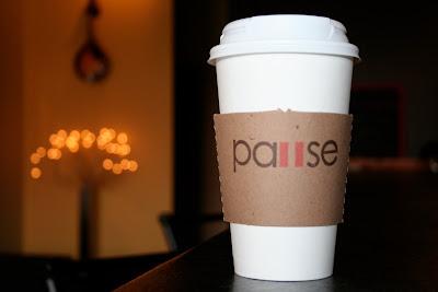 pause coffeeshop, Wisconsin Dells