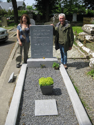 Howard G Franklin, an Irish Experience - Yeats' Grave, outside Sligo