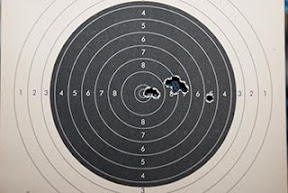 Tried rifle prone