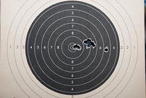 Tried rifle prone
