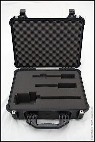 Empty Peli 1520 gun case