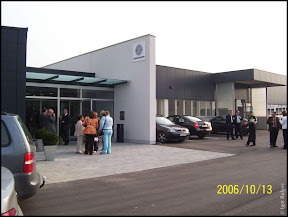 Steyr Sportwaffen new production building