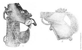 Рукоятки произвольных пистолетов
