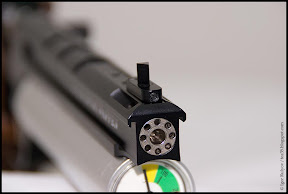 Foto: Three-angled front sight