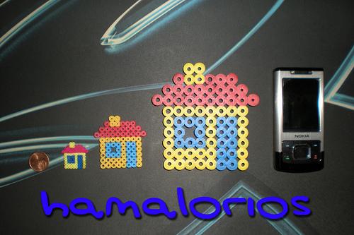 Hilo oficial Hama beads Maximidimini