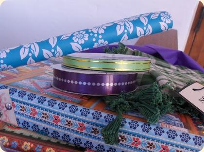 Dagens høst - guf fra BoxdeLux og lækkert tørklæde fra NoaNoa