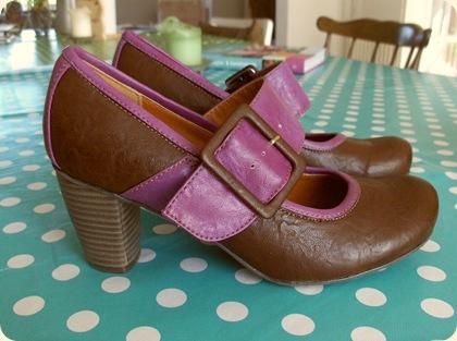 Glade sko