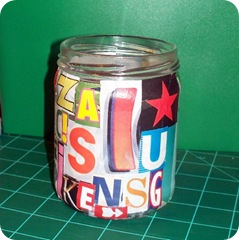 letter jar 1