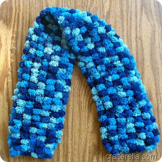 pomp-a-doodle scarf