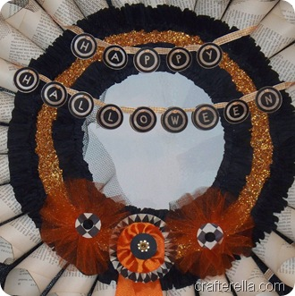 halloween wreath 6
