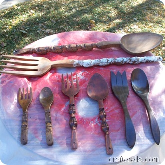 giant spoons and forks 1