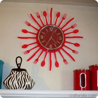 sunburst clock 2
