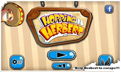 Hopping Herbert