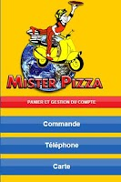 Screenshot of Mister Pizza