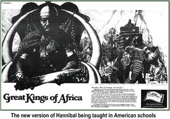 Hannibal Of Carthage (Lybia North Africa) Conqueror of Sicily and Parts of Rome....!!!