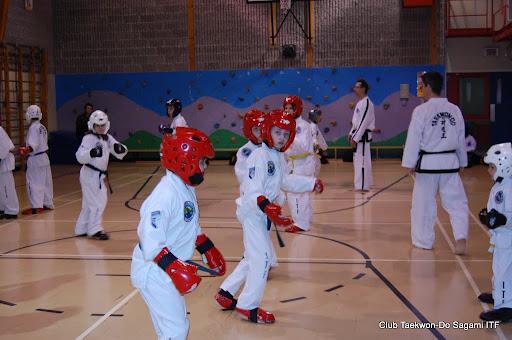Cours Taekwon-Do, école Vanier, Chicoutimi-Nord, Saguenay