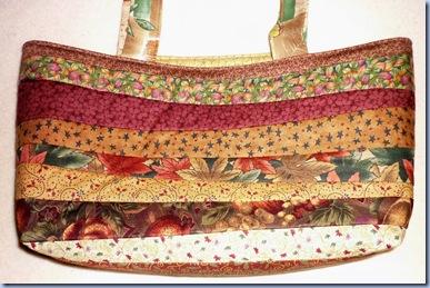 Helen's bag close