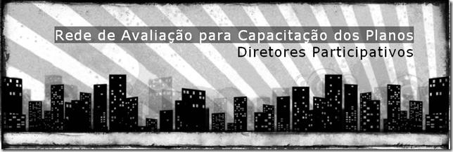 REDE PLANOS DIRETORES PARTICIPATIVOS