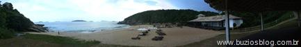 Praia Caravelas Panoramica