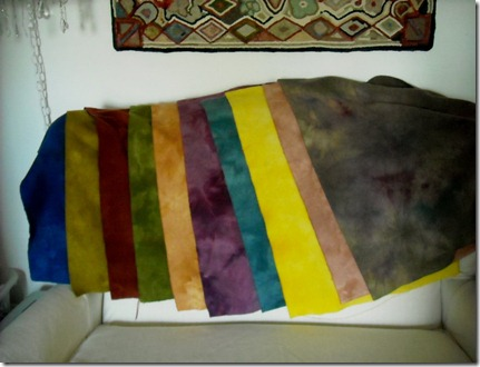 wool dyeing 019