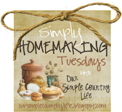 Simply Homemaking Link up button