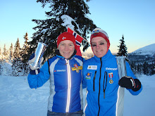 Pictures from ski-o NM in Trysil.