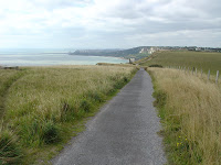 NCN2 twixt Dover and Folkestone