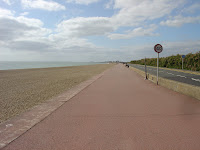 Sea Wall, Folkestone-Hythe