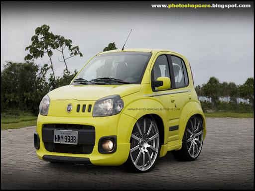 Mini Fiat Uno 2011