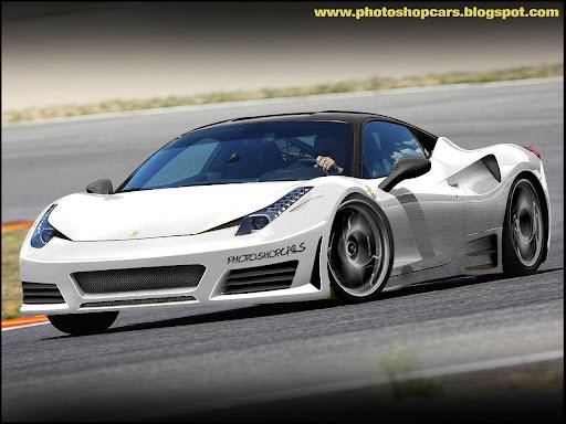 Ferrari 458 Italia rebaixada racing tuning