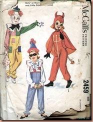 clowncostume